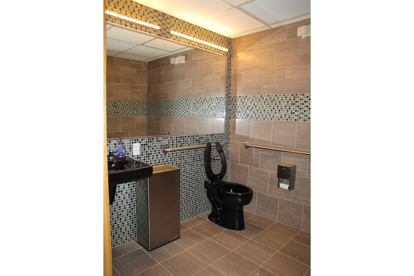 Theater Design rest room