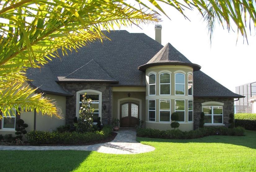 Allison home design front