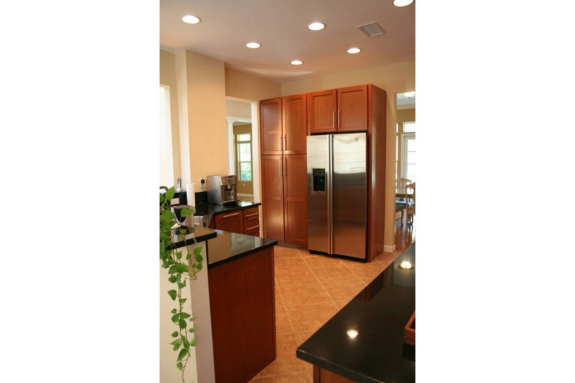 wright home kitchen design