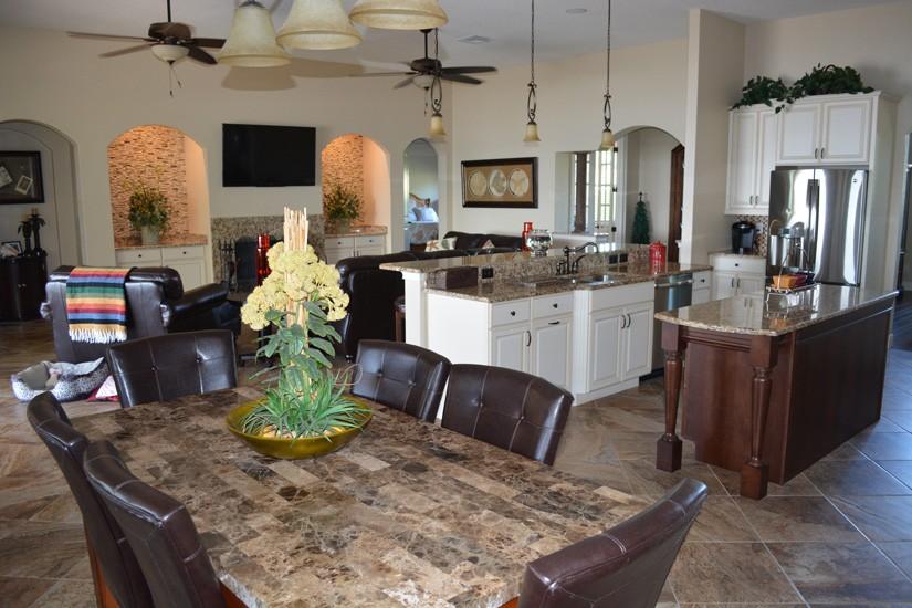 Allison Home Design Great Room