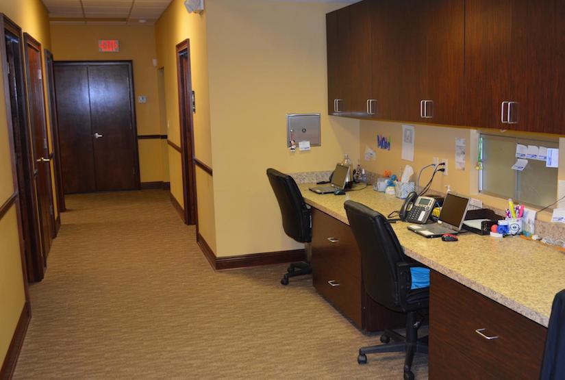 Dr Nassir Medical Office design