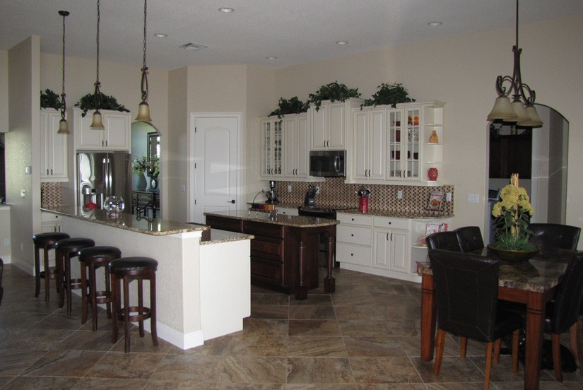 Allison Residential Design kitchen