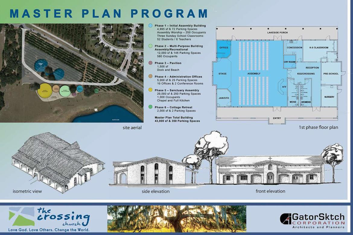 The Crossings Church Master Plan