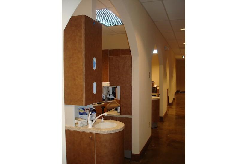 All Aspects Dental Office Interor
