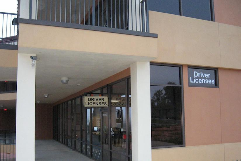 Drivers License Office Design Exterior