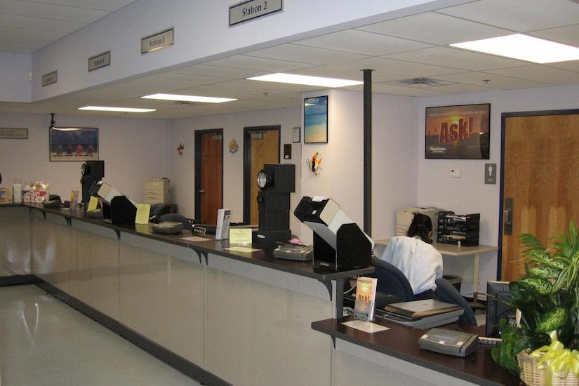 Drivers License Office Design FL