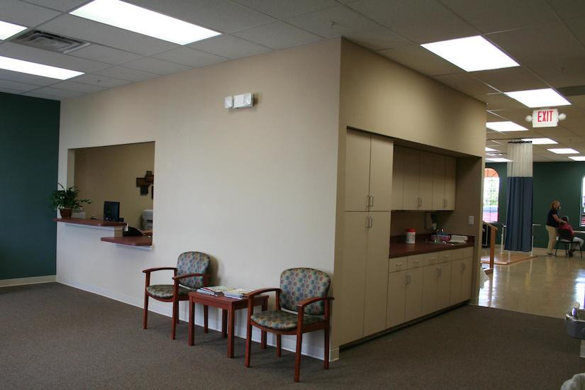 Physical Therapy Office Design