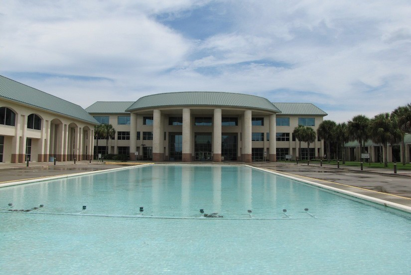 Viera Government Center Pool