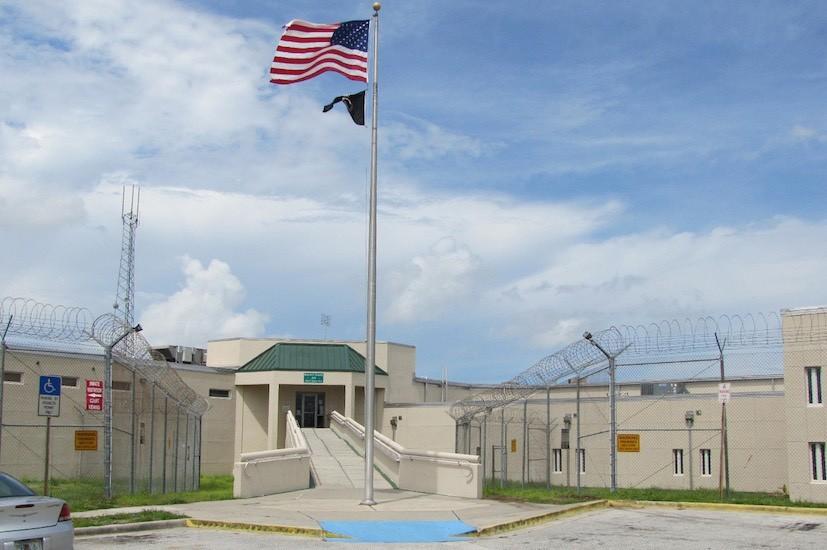 Brevard jail design