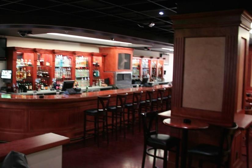 Vue Lounge interior design