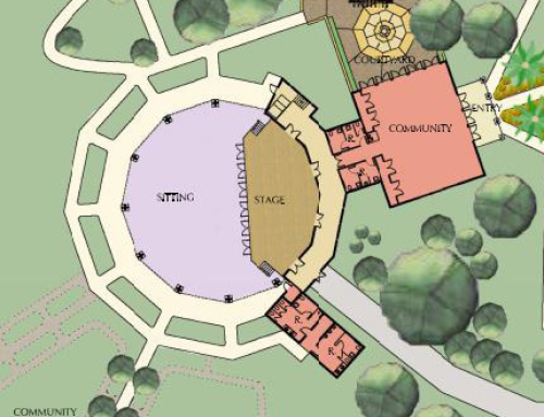 Clermont Waterfront Pavilion Site Plan
