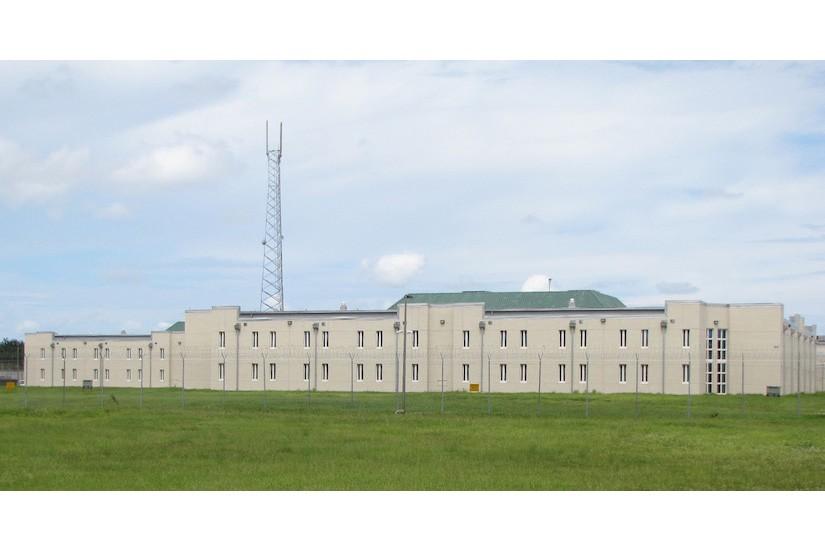 Brevard Jail redesign