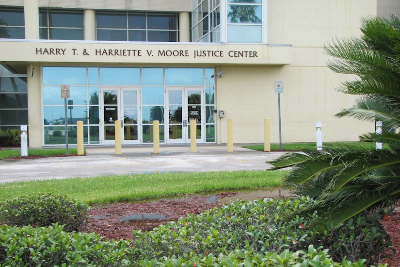 Moore Justice Center