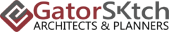 GatorSktch Architects Sticky Logo